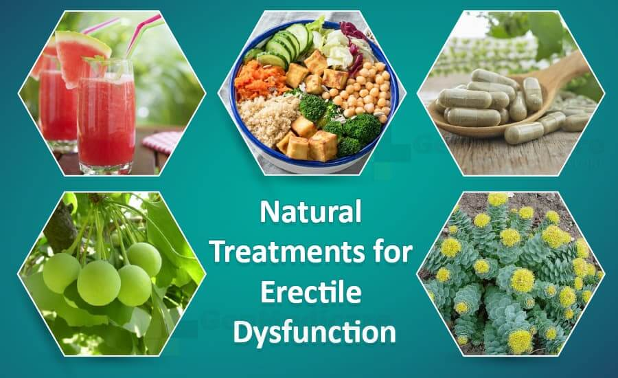 Natural treatments fоr ED